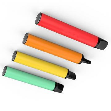 2020 Popular 1000 Puffs Fruit/Tabacco Flavors Disposable Electronic Cigarette