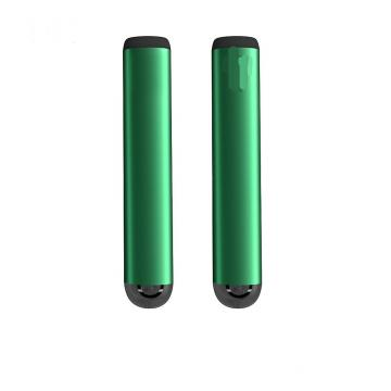 2018 Trending Products 400mAh Cbd Thick Oil Disposable Vape Pen